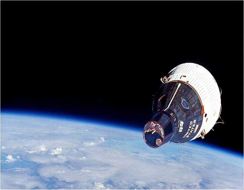 PROJECT GEMINI – How Nasa Learned to Fly and Work in Space